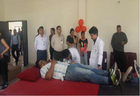 Blood Donation Camp Images