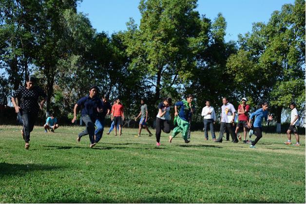 Athletic Meet : Race